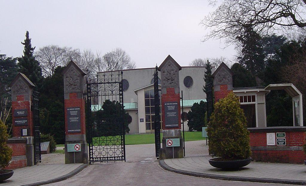 Begraafplaats de nieuwe ooster Amsterdam